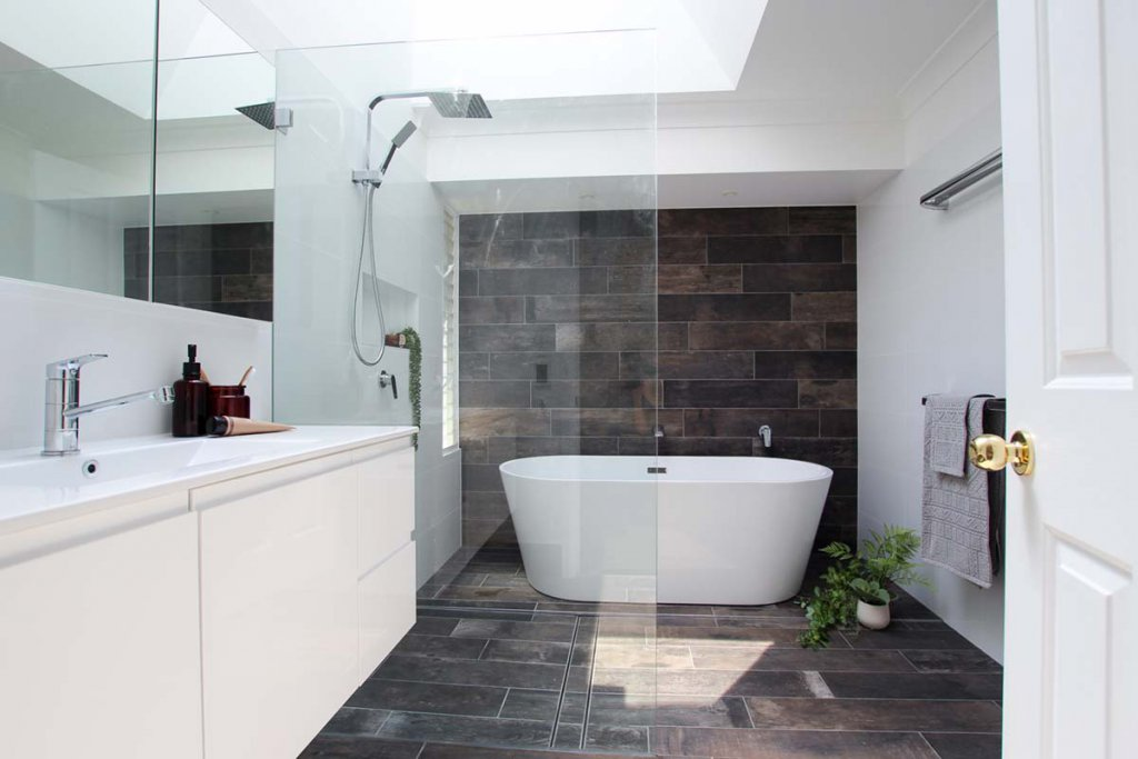 5 Peaceful Palettes to Inspire Your Bathroom Renovation
